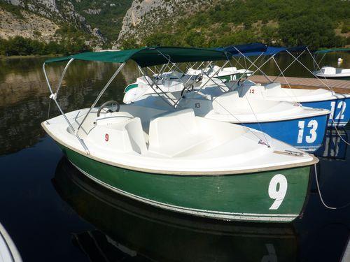 bateau 5 places
